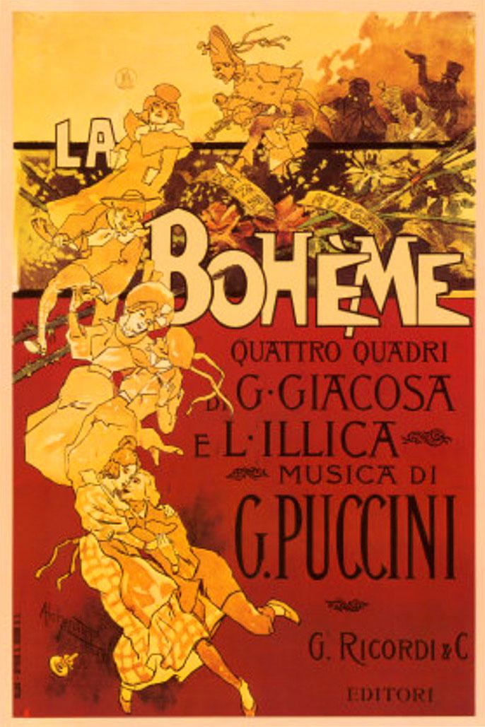 Al Regio di Torino storia della prima rappresentazione Bohème!