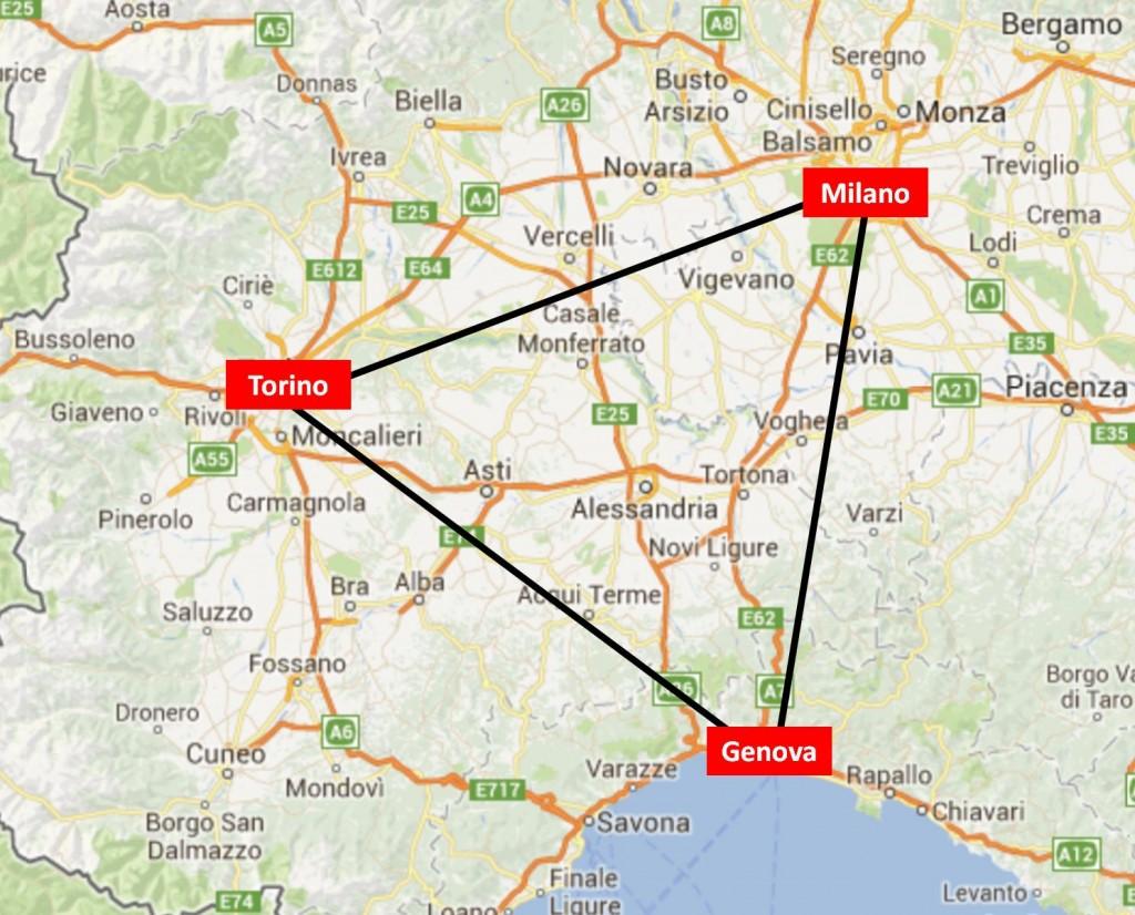 To-Mi-Ge: c'era una volta il triangolo industriale