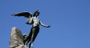 27 ottobre 1879: inaugurato il Monumento al Traforo del Frejus