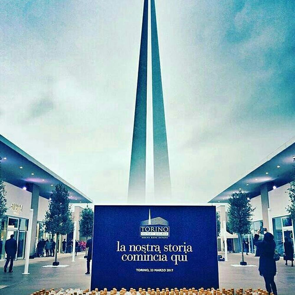 Oggi apre il Torino Outlet Village: tutto ciò che c\'è da ...