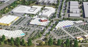 Settimo Torinese, al via il processo di ampliamento di Settimo Cielo Retail Park