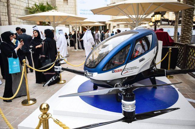 Arrivano i droni-taxi a Torino: la sperimentazione inizierà entro il 2021