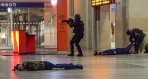 """""""Attacco terroristico a Porta Nuova"""": nella stazione torinese esercitazione antiterrorismo"""