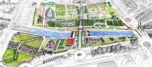 Torino, al via il completamento di Parco Dora: sarà il nuovo polmone verde della città