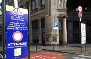 Nuova Ztl a Torino, i sensori per i parcheggi potrebbero arrivare in altre zone della città