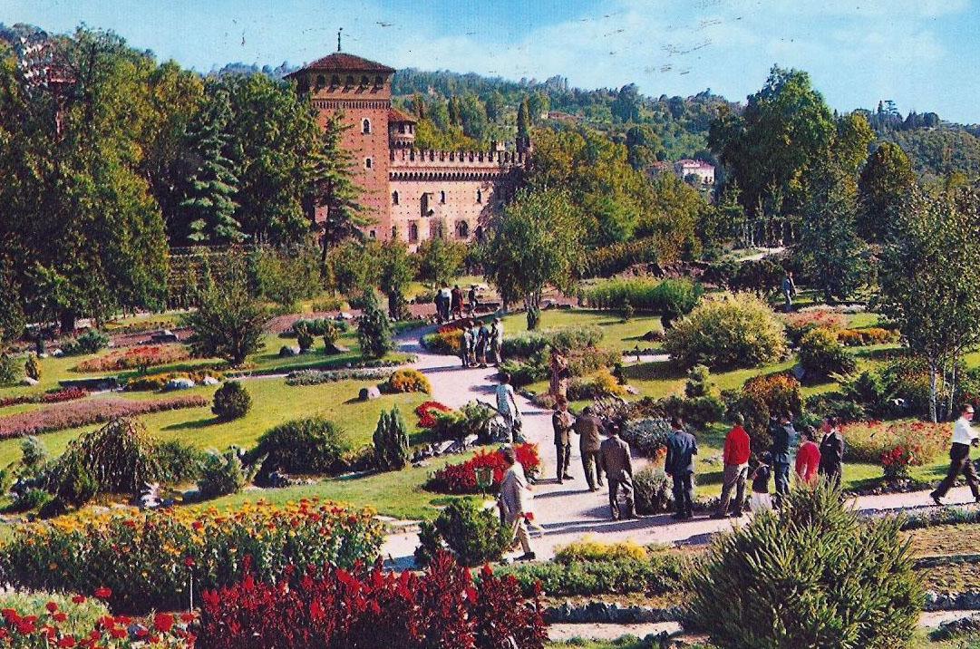 Parco del Valentino Torino: l'area verde nel cuore della città.