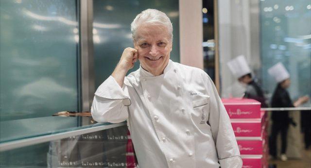 Iginio Massari apre a Torino: svelata la location della pasticceria del grande maestro