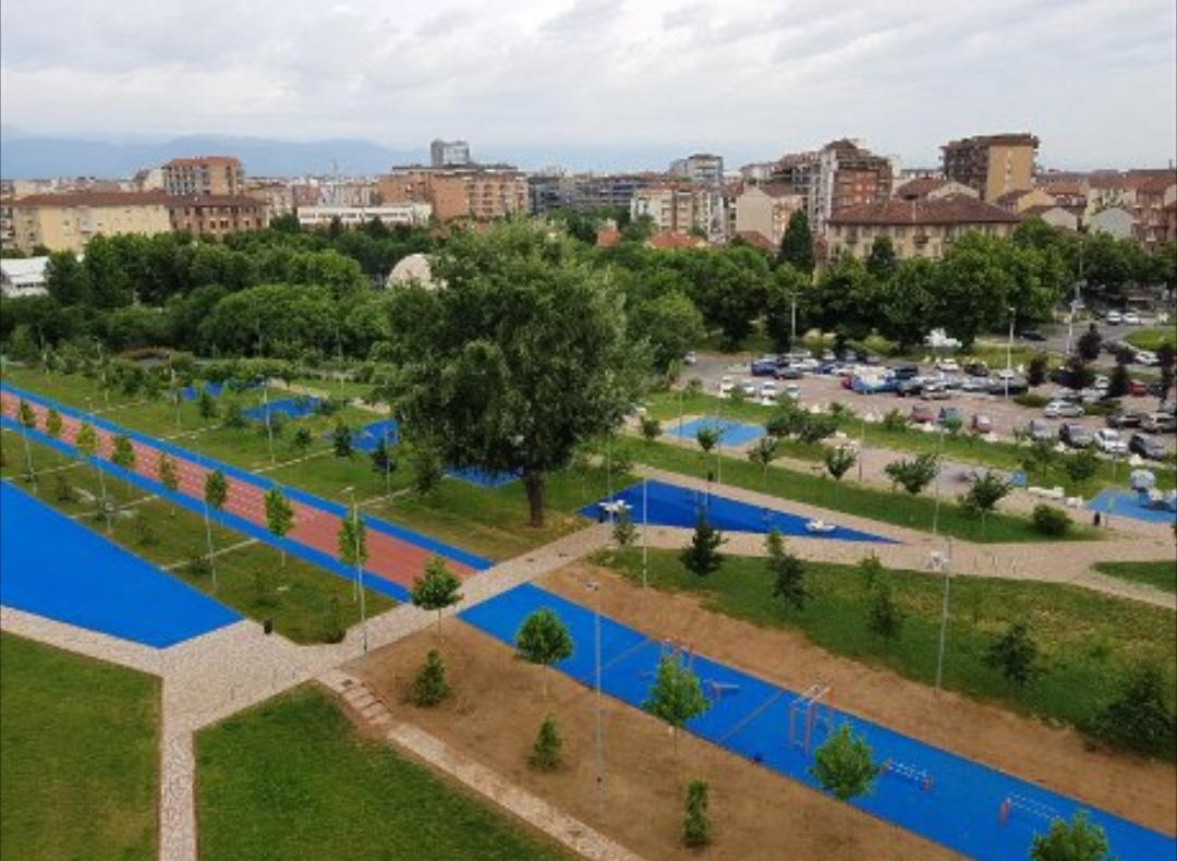 Torino, il Parco Mennea in pessime condizioni a un mese dalla sua inaugurazione