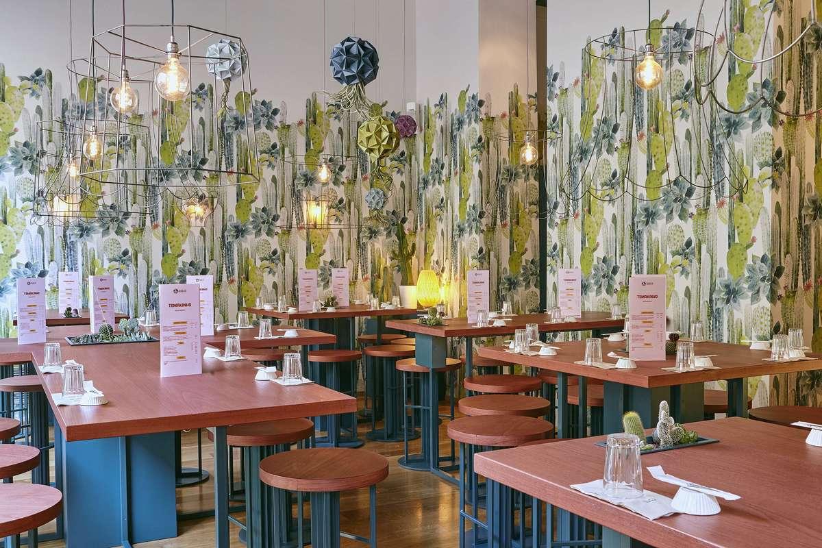 Apre a Torino Temakinho, il nuovo ristorante nippo-brasiliano