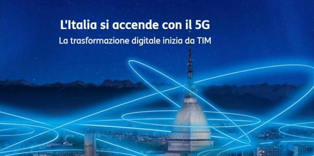 5G a Torino, collaborazione con l'Università di Pechino per studiare effetti e rischi