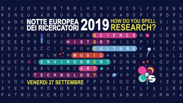 Notte Europea dei Ricercatori 2019 Torino