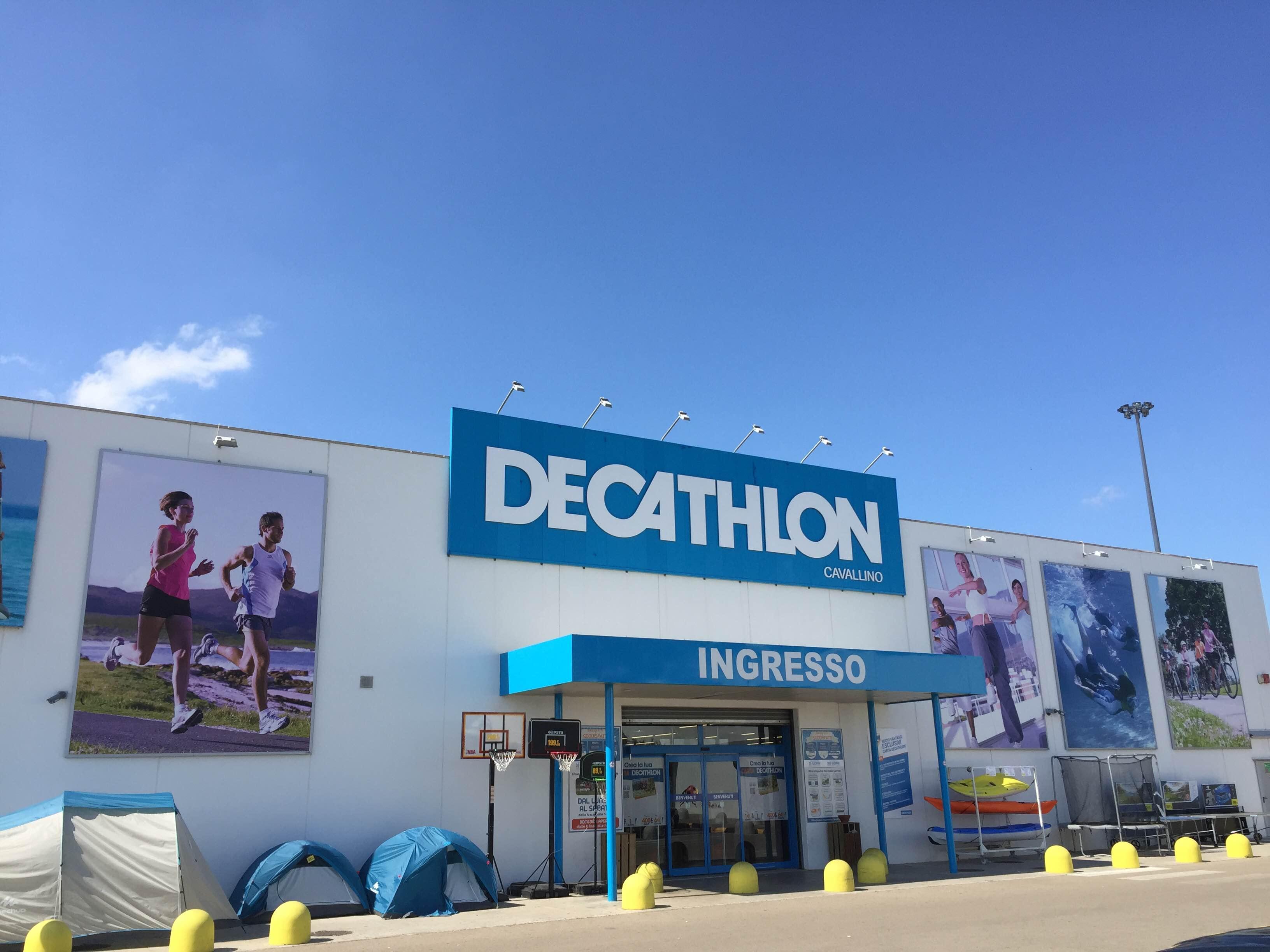 Decathlon assume a Torino: l'azienda cerca personale