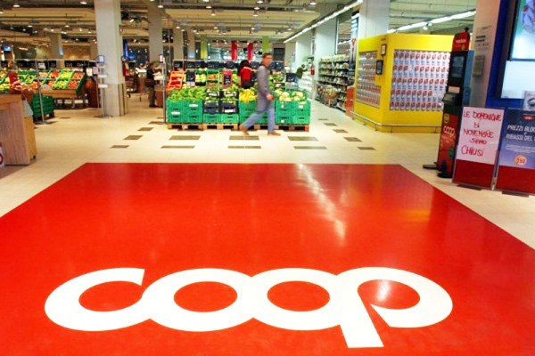 A Torino arriva una nuova Coop: sorgerà nell'area Tne