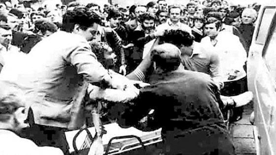 Torino 1 Ottobre1977: il rogo dell'Angelo Azzurro