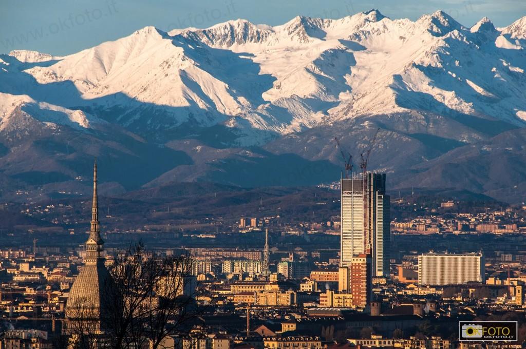 Sorgerà a Torino l'edificio più alto d'Italia