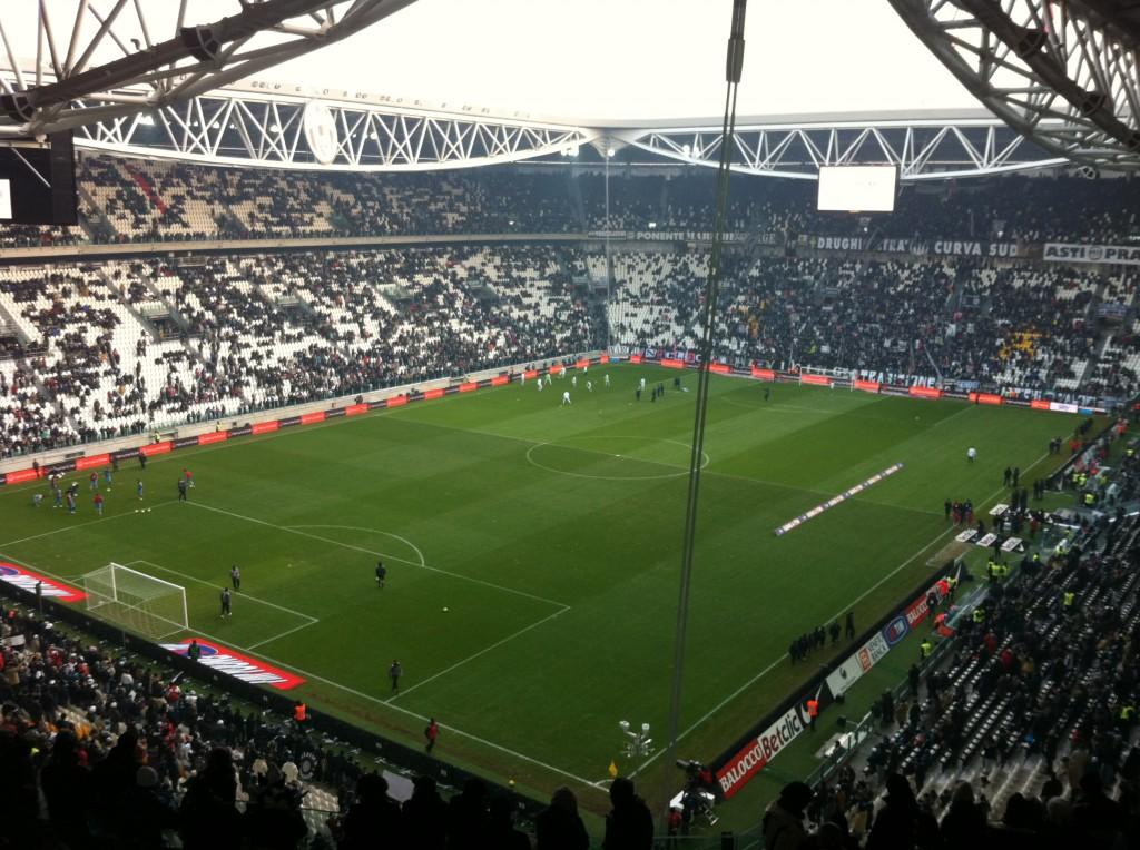 Juventus Stadium: nonostante i tiranti un vanto per Torino