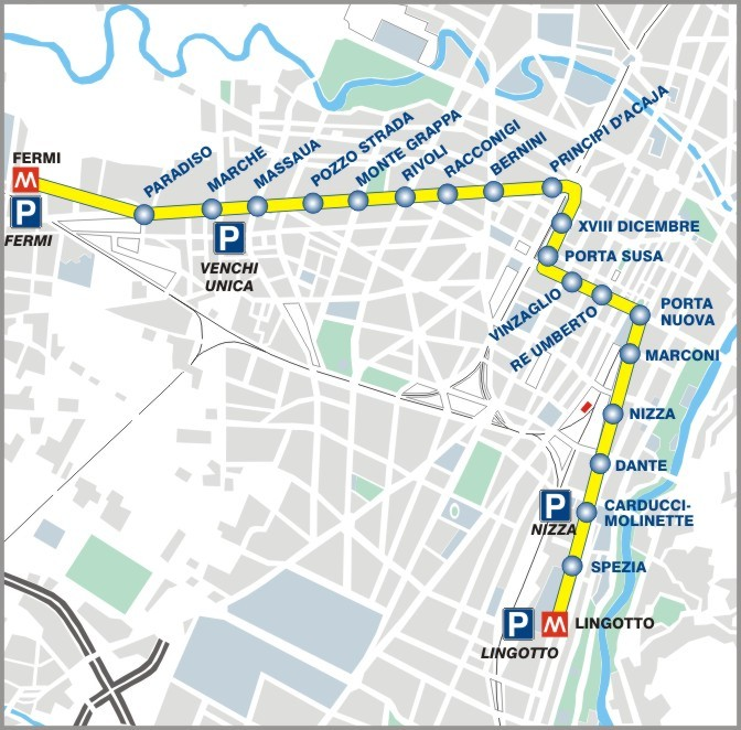 Torino Metro nuova, ma tecnologia obsoleta