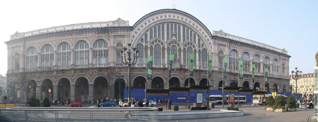 Storia della stazione Porta Nuova di Torino!