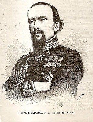 Raffaele Cadorna, il legionario di San Martino.