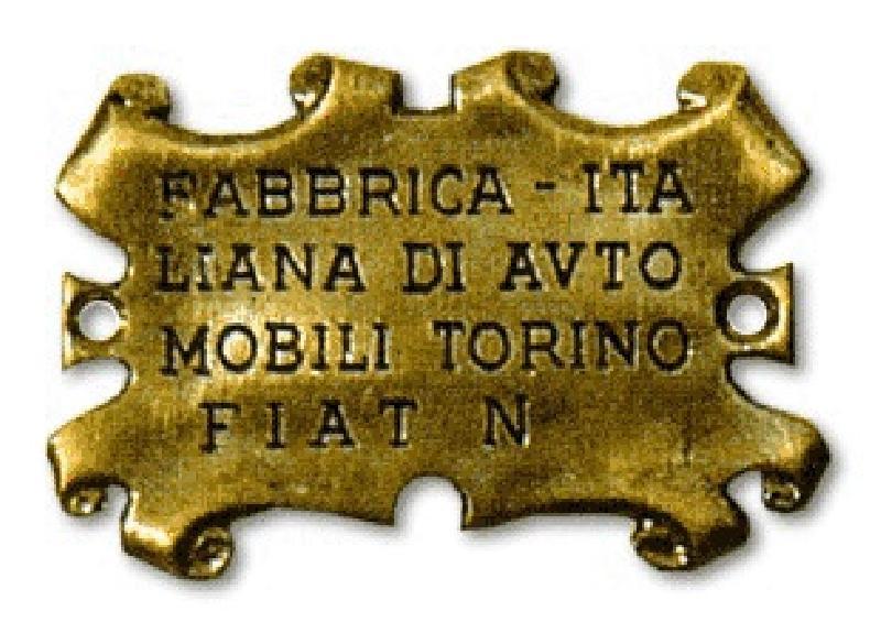 Photo of 11 luglio 1899: la nascita della Fiat, Fabbrica Italiana Automobili Torino