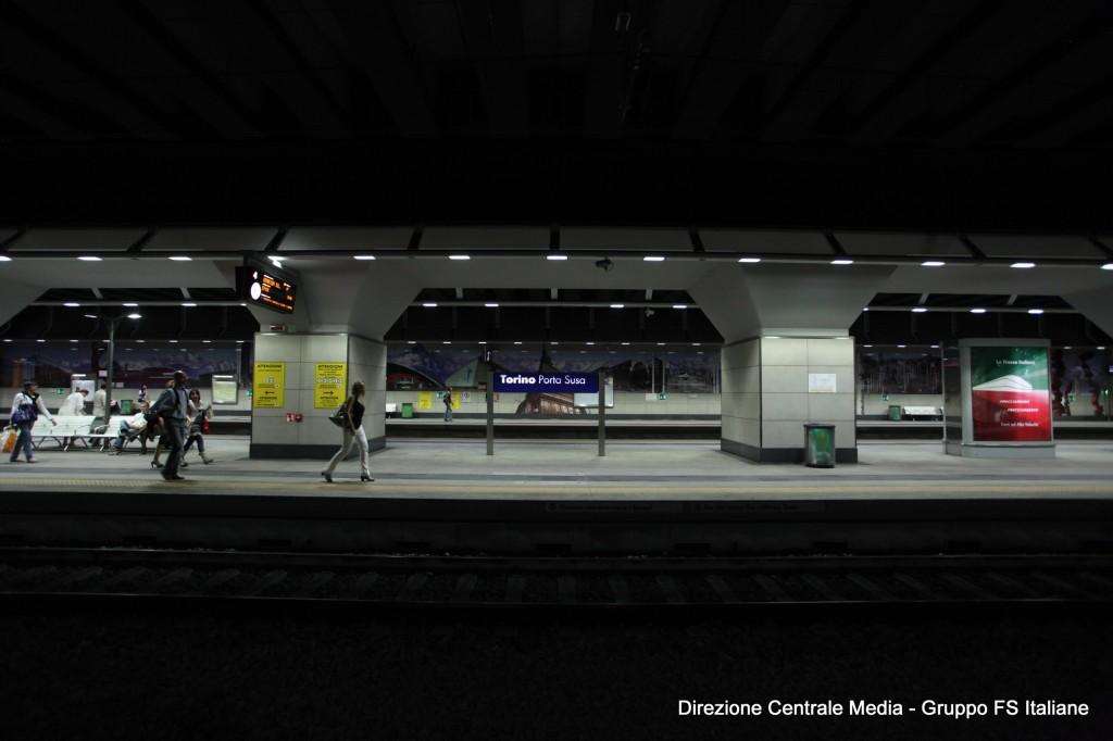 La nuova Porta Susa collega Torino dritto in Europa