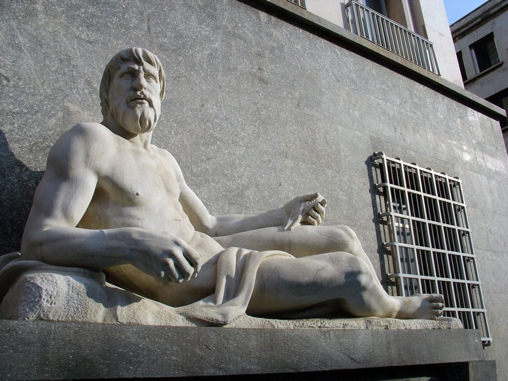 Po e Dora, storia di 2 statue simbolo di Torino