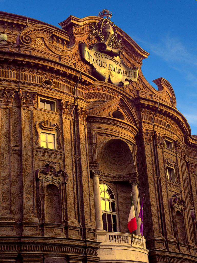Il segreto degli indiani di Palazzo Carignano