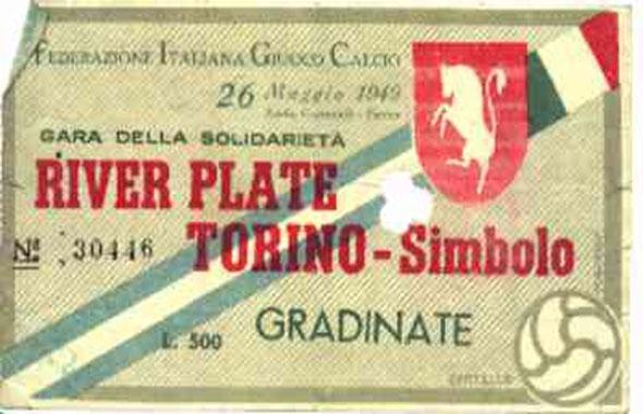 Torino – River Plate, storia di una lunga amicizia