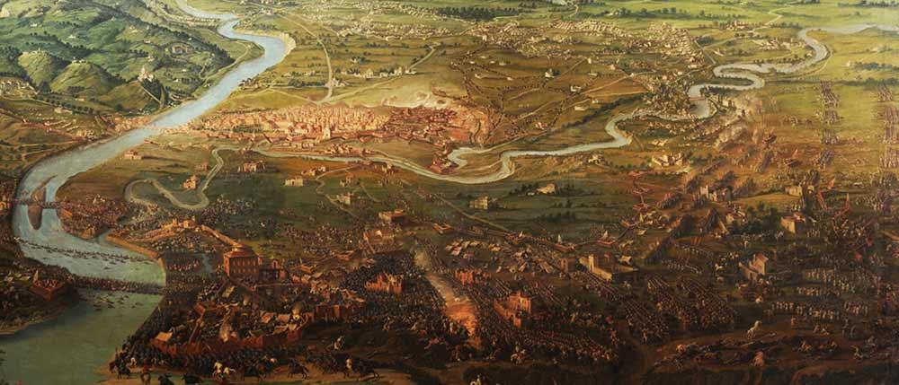 13 maggio 1706: Torino si preparava all'assedio
