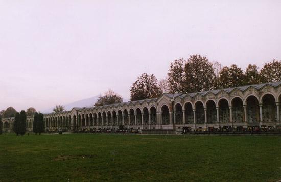 Torino: quella strana notte al cimitero Monumentale