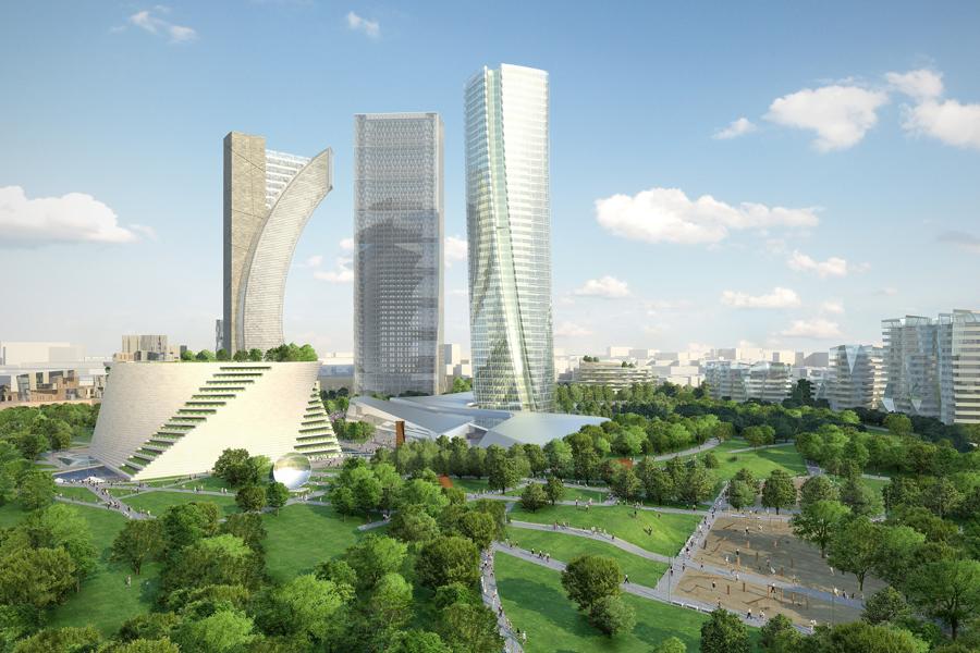 Chi è l'architetto Isozaki?