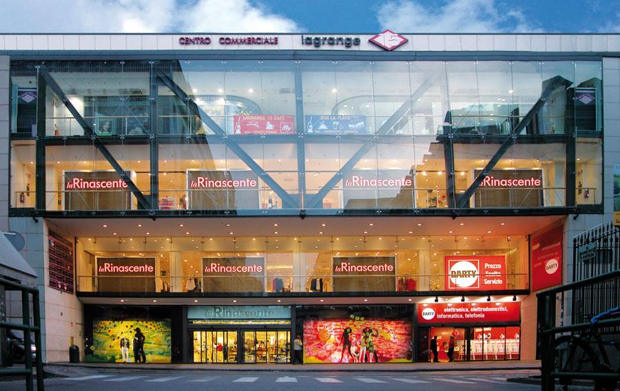 Torino Centri commerciali e supermercati: quanti sono?