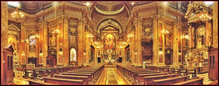 114 parrocchie a Torino