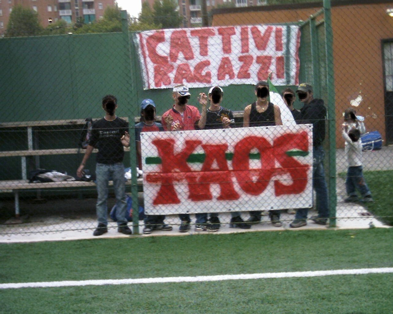 Photo of Lesna Kaos: gli ultras del calcio dei dilettanti