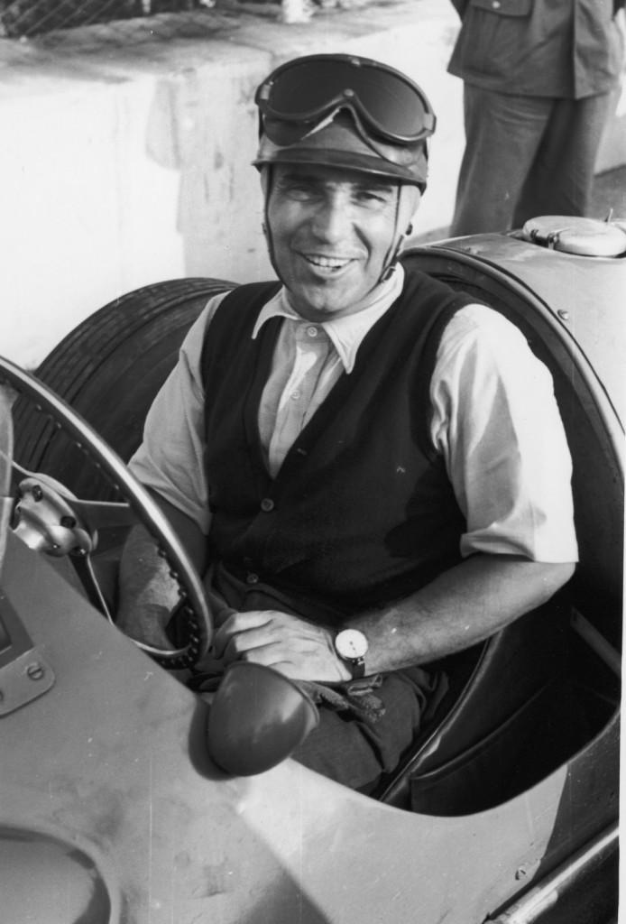 Nino Farina, l'uomo missile