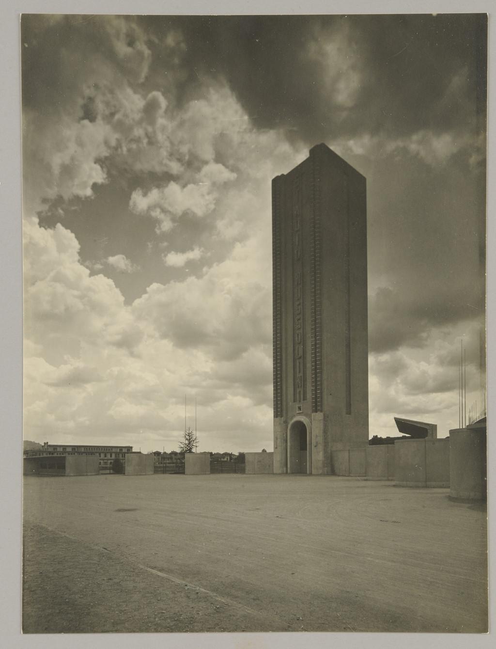 Torre di Maratona stadio Mussolini Torino