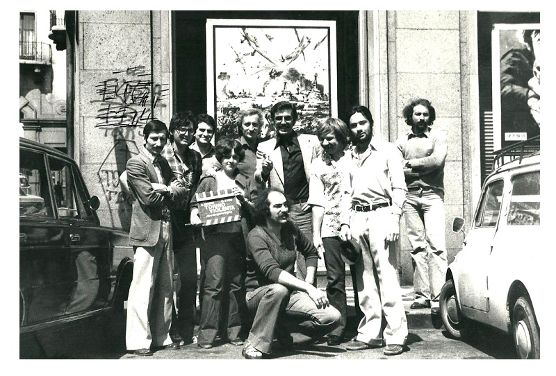 "C'era una volta ""Torino Violenta""/ il cast del film Torino Violenta"
