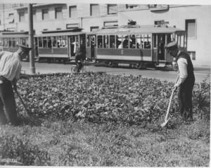 orti di guerra Torino seconda guerra mondiale