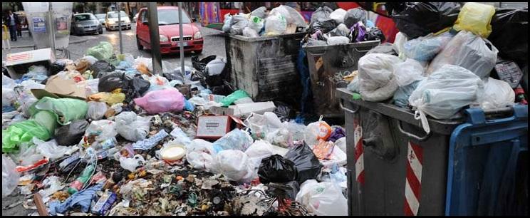 Torino: in tempo di crisi diminuiscono anche i rifiuti