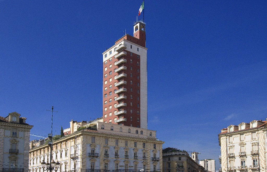 torre Littoria Torino