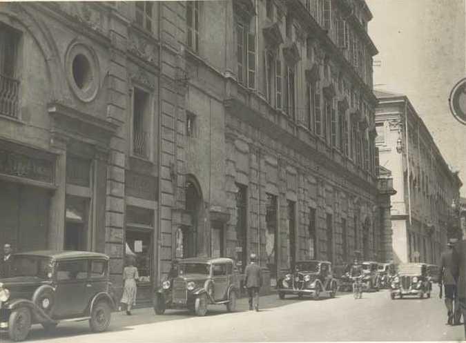 Risanamento via Roma (Torino)