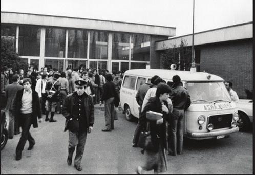 11 dicembre 1979 Prima Linea Torino SAA