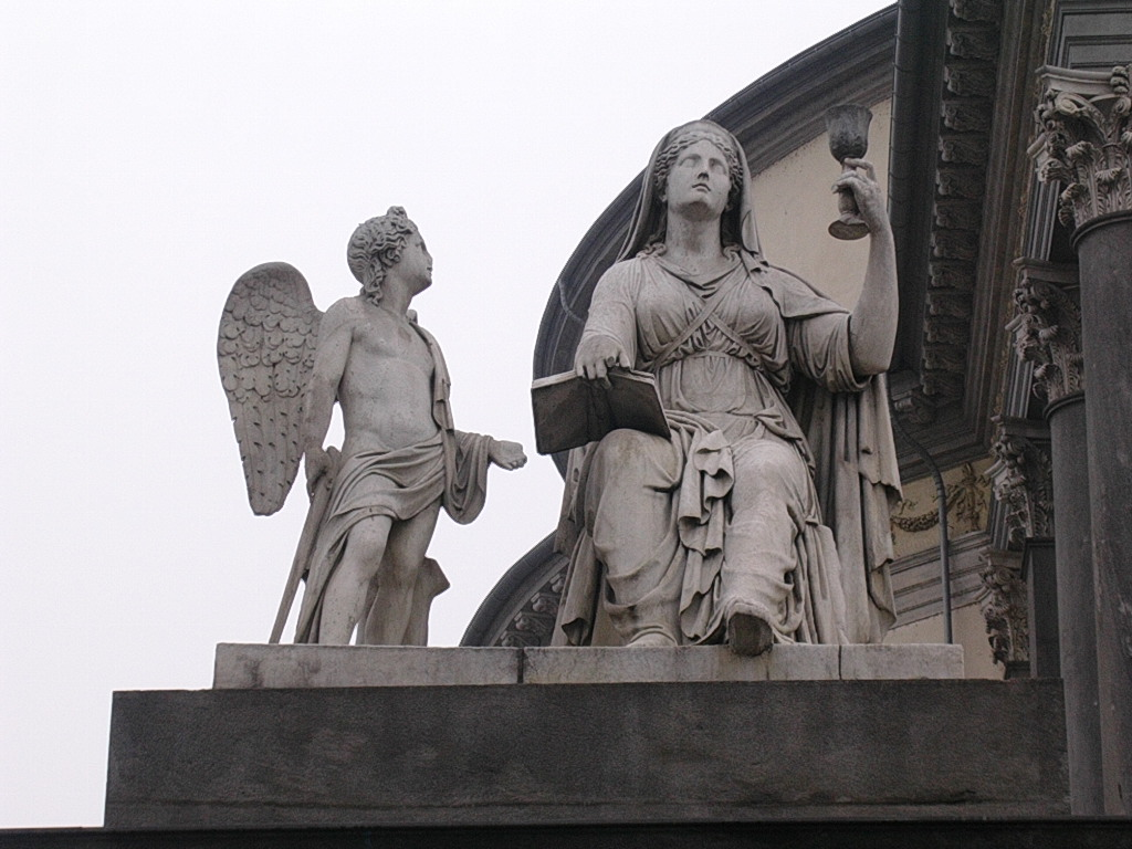 Torino La Gran Madre: tra sacro ed esoterico