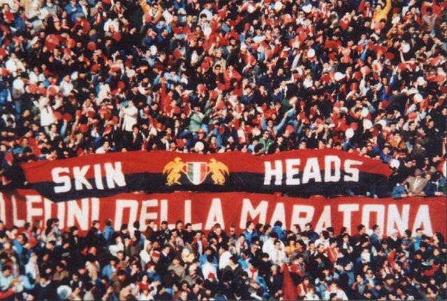 Gemellaggio Torino Genoa ( torino sampdoria 1986/87)