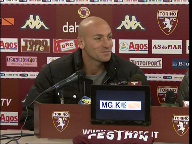 Manolo Pestrin Torino FC 2009 -2010