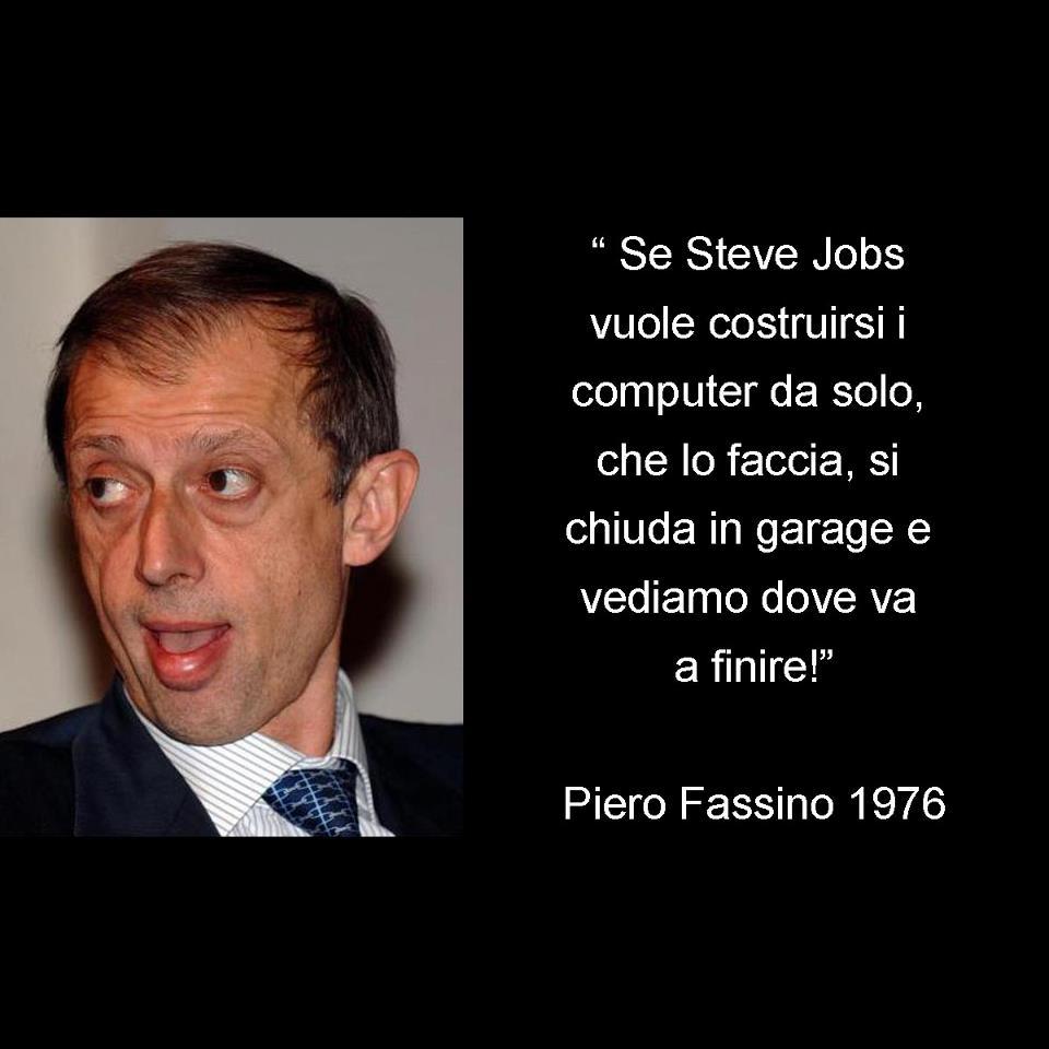 Profezia Fassino su Beppe Grillo