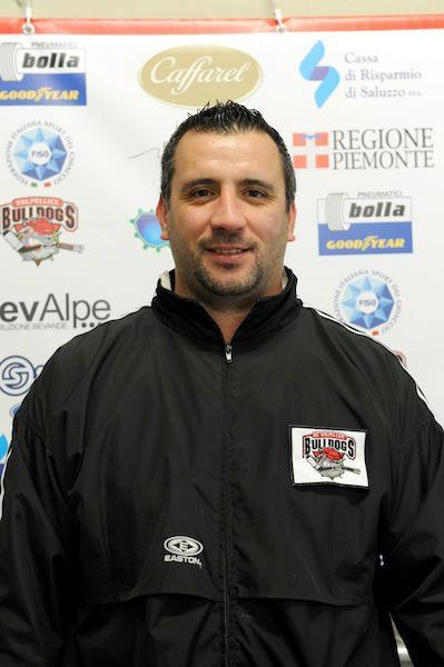 Fabio Armani direttore sportivo Valpellice hockey