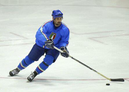 Fabio Armani Val Pellice Hockey