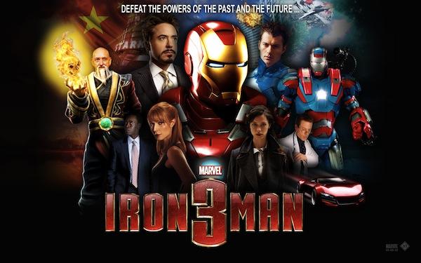 Eiffel 65 in Iron Man 3 Torino