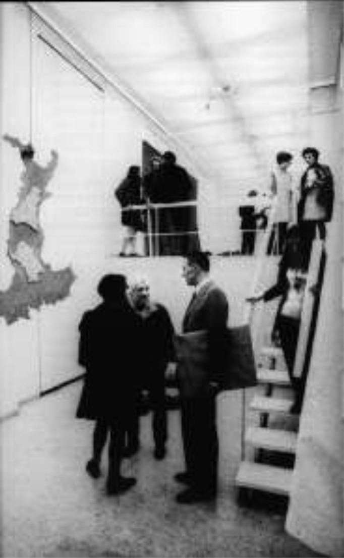 Photo of Gallerie d'arte torinesi, tra il 1950 ed il 1960